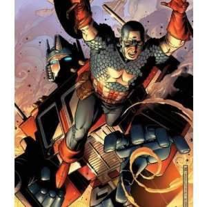 Man and Machine (IDW   Marvel Comics): Stuart Moore, Tyler Kirkham