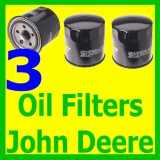 Oil Filters John Deere AMT 600 Diesel Gator 3365 Mower