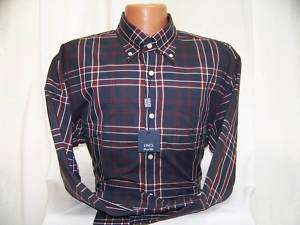 Mens Luxury Designer Dress Shirt from LINCS MSRP $98 NWT  XL