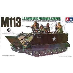 Tamiya M113 U.S. Armored (Armoured) Personnel Carrier 1/35