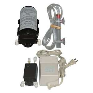 Pump Kit with Liquid Level Control for RO System   Low Flow: Pet