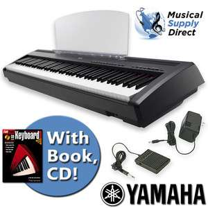 Yamaha P95 Digital Piano Keyboard P 95 P95B Black NEW