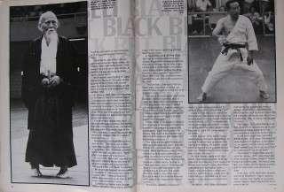 91 BLACK BELT KARATE MARTIAL ARTS BRUCE LEE ED PARKER