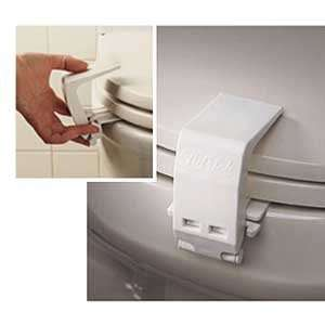 Lid lok   Toilet Seat Safety Latch