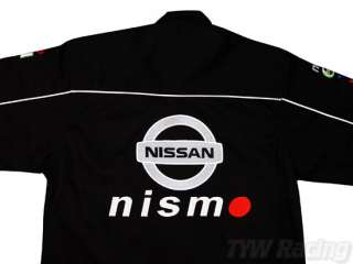NISSAN NISMO MOTOR SPORT TEAM RACING SHIRT