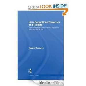 IRA (Political Violence): Kacper Rekawek:  Kindle Store
