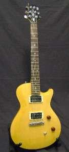 2009 PRS SE Singlecut Korina Electric Guitar   Single Cutaway Paul