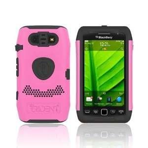 For Blackberry Torch 9860 9850 Pink Black OEM Trident