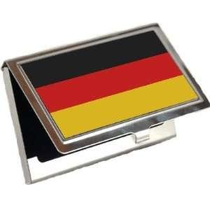 Germany Flag Business Card Holder