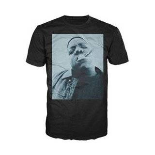 Mens Notorious BIG Ready To Die T shirt Clothing
