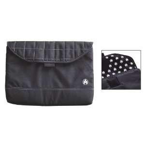 Sumo 88502 17 Black Nylon Laptop Sleve