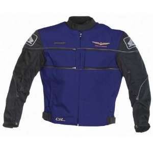 JOE ROCKET SUPER TOUR TEXTILE JACKET DARK BLUE/BLACK MD