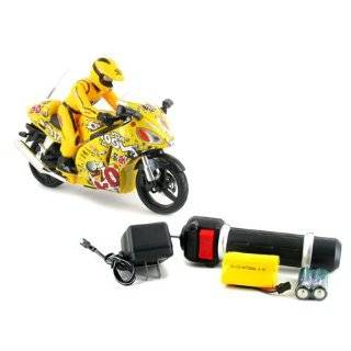 Full Function R/C Skull Riders Remote Control West Coast Choppers