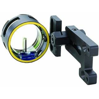 Hand Ascent Single Pin Scope Bow Sight  Sports & Outdoors