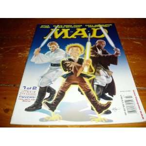 Mad Magazine Issue # 419 July 2002 Cover 2 of 2 William M