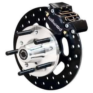 Wilwood 140 4399 BD Front Disc Brake Kit Automotive