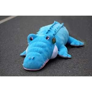 65 Unique Huge Crocodile Stuffed Plush Toy, Gift Idea