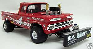Toy Truck Miller Tire NTPA Chevrolet Truck Pulling FWD