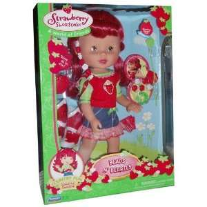 Strawberry Shortcake Doll ~Country Fun ~ Beads N Berries