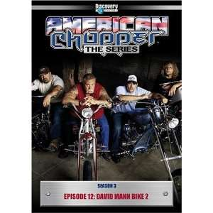 American Chopper Season 3   Episode 12 David Mann Bike 2 Movies & TV