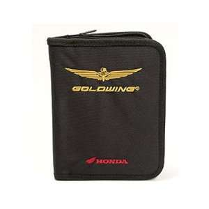 Honda Genuine Accessories O.E.M. Honda Gold Wing Owners Manual Folio