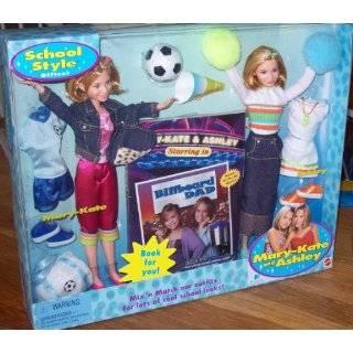 Mary Kate Ashley Olsen New York Minute Dolls Toys & Games