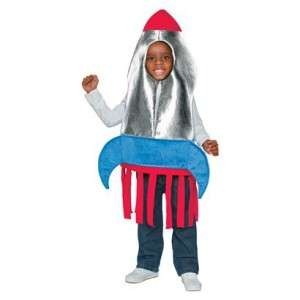 Rocket Toddler Halloween Costume Boy Child New 2 3 4 Space Ship