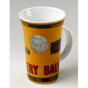 Golf Ball 20 OZ. Coffee MUG: Kitchen & Dining