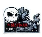 Nightmare Before Christmas Family Car Decal Sticker