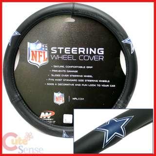 NFL Dallas Cowboys Car / Truck Steering Wheel Cover