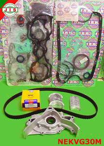 90 95 Nissan Pathfinder 3.0L VG30E Engine Kit NEKVG30M