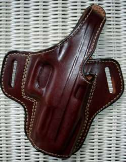 LEATHER THUMBREAK BELT HOLSTER 4 CZ 75 P 01 SHADOW KADE
