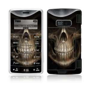 LG enV2 (VX9100) Decal Skin   Skull Dark Lord