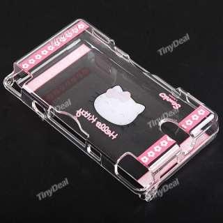 Hello Kitty Clear Hard Case 4 Nintendo DS Lite GDSLCOC2