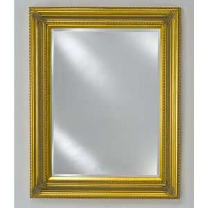 EC15 Estate Collection Rectangular Framed Wall Mirror Finish Antique