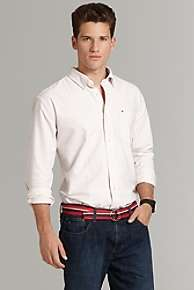 NWT $65 TOMMY HILFIGER DRESS/CASUAL SHIRTS @  RETAIL VARIOUS