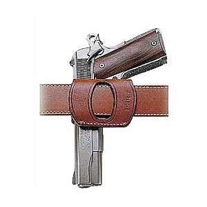 Yaqui Slide Belt Holster, Left Hand, Leather, Tan Sports