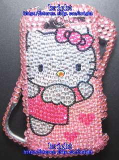 Hello kitty Bling Case for HTC TMobile MyTouch 4G #Q