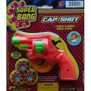 Super Bang Cap Gun: Toys & Games