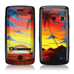Tropical Bliss Design Protective Skin Decal Sticker Cover