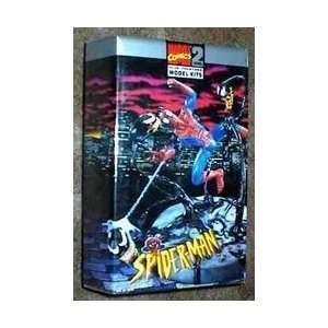 Marvel Comics Spider Man Model Kit Toys & Games