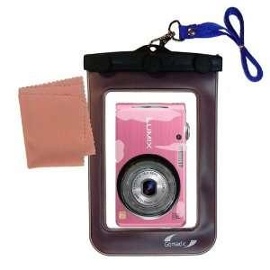 Gomadic Clean n Dry Waterproof Camera Case for the