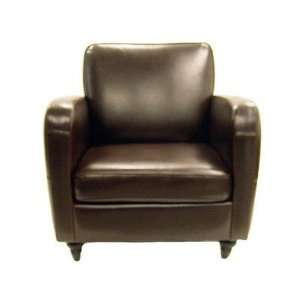 Arm Chair Interiors Furniture Full Leather Club Chairs