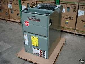 90k Rheem RUUD Gas Furnace 95% 2 Stage RGRL09EZAJS