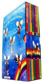 Rainbow Magic Ocean Fairies 7 Books Box Set Collection