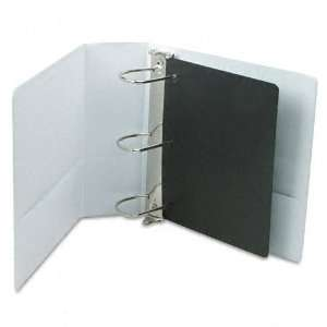 aligned.   Holds 25%   50% more than conventional round ring binders