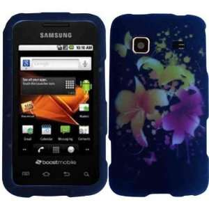 Magic Flowers Hard Case Cover for Samsung Galaxy Precedent