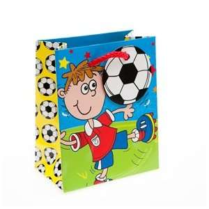 Small Soccer Player Gift Bag Toys & Games