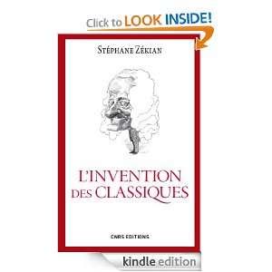 invention des classiques Le siccle de Louis XIV existe t il? (HORS