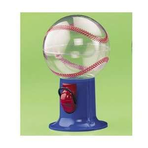 BASEBALL GUMBALL MACHINE Toys & Games